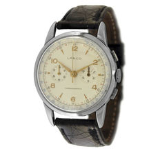 Lanco – Chronograph – From the 1960s.