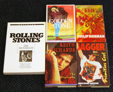 5Hardcover books (1976-1993) and 1 softcover book (1984-1993)