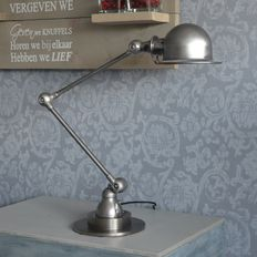 Jieldé desk lamp by Jean-Louis Domecq - two arms