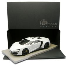 Top Marques Collectibles - Scale 1/18 - Lykan Hyper Sport