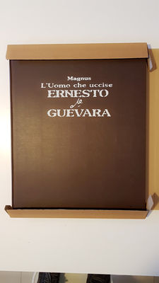 "Magnus : box set edition ""L'uomo che Uccise Ernesto Che Guevara"" (The Man who Killed Ernesto Che Guevara) limited edition (2005)"