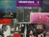 Check out our Lot of seven modern jazz-blues and funky groove guitarist albums - Incl. Janne Schaffer, Muddy Waters Blues Band, Lenny Breau, Lloyd Glenn. Eela Craig, Lloyd Glenn, Dennis Budimir and O'Donel Levy