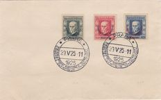 Czechoslovakia 1920/25 - a small selection