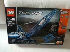 Technic - 42042 - Crawler Crane