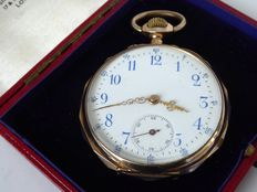 E.D.E swiss gents  pocket watch circa 1890s
