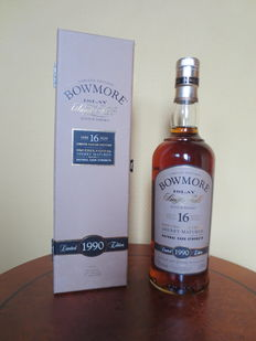 Bowmore 1990 - Original bottling - 16 years old