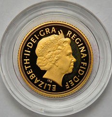 United Kingdom - ½ sovereign 2006 Elizabeth II - gold