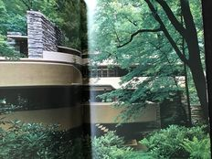 Frank Lloyd Wright; Lot with 5 books - 1965/1989
