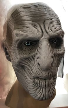 Rare collectors edition Game of Thrones official licensed white walker full head mask