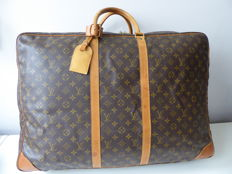 Louis Vuitton - Sirius 60 with single compartment
