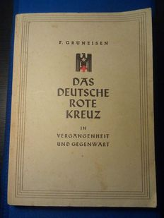 Lot German Red Cross 3rd Reich