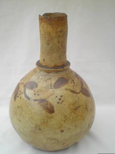 Terracotta water jar - Somalia people - Northern Somalia