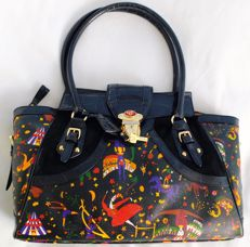 "Piero Guidi - ""Magic Circus"" Collection - Handbag"