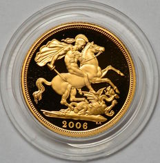 United Kingdom - Sovereign 2006 Elizabeth II - gold