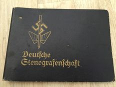 German Stenography Association Gera - Documents