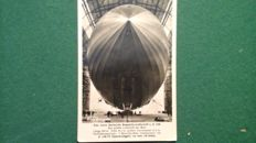 Aviation.  Zeppelins and aeroplanes. 14 pieces,