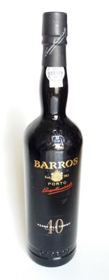 40 year old Tawny Port Barros - bottled in 2008