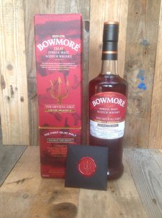Bowmore the devil's casks 3