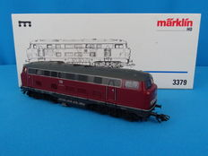 Märklin H0 - 3379 - Diesel locomotive BR 216 of DB