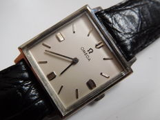 OMEGA ART DECO, Men's wristwatch, 1950s