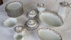 Imperial Austria Slackenwerth - breakfast set 1914-1918