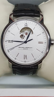 Baume and Mercier Classima Executives Steel XL Men's Watch