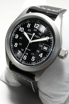 Hamilton Khaki Field H684812 – Men's wristwatch – Year 2017