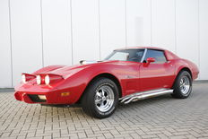 Chevrolet - Corvette Stingray Coupe - 1976