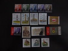 Belgium 2006/2007 - not perforated stamps, blocks and booklets.