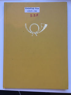 Allied occupation 1945/1949 - collection
