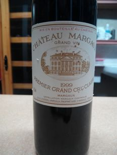1999 Chateau Margaux - 1 bottle (75cl)