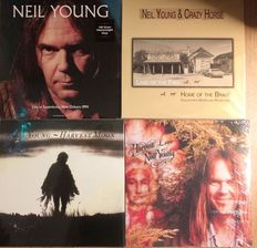 Neil Young LP's || Still in sealing ||