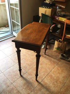 Game table in Louis XIV style - 1890s