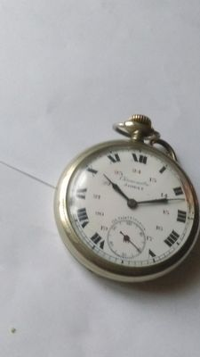 Jondet Chronograph Pocket Watch - 1900s.