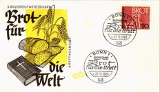 Germany 1962/1991 - more than 400 FDCs