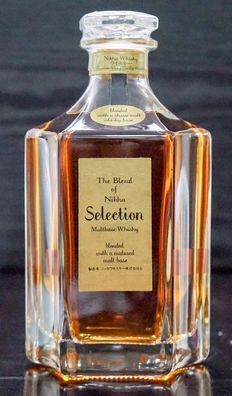 The Blend of Nikka Maltbase Whisky