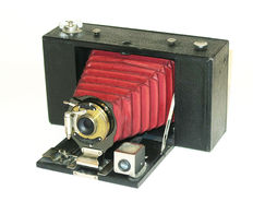Kodak Folding Brownie #3 1902