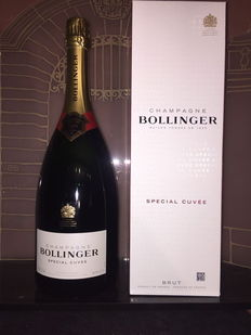 "Bollinger ""Special Cuvee"" champagne - 1 magnum (1.5l)"