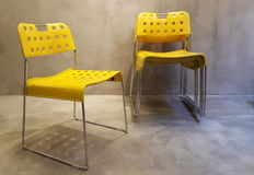 Rodney Kinsman for Bieffeplast – 6x OMK Stak Chairs (lot 1)