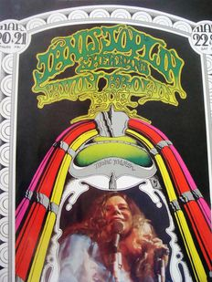 Janis Joplin / Savoy Brown Winterland San Francisco 1969