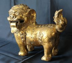 Chinese Temple lion – China – 2nd half 20th century.