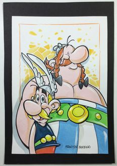 "Barbieri, Francesco - illustration ""Asterix e Obelix"""