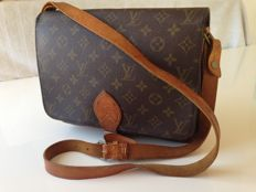 Louis Vuitton – Cartouchière bag – Vintage from the early 80s