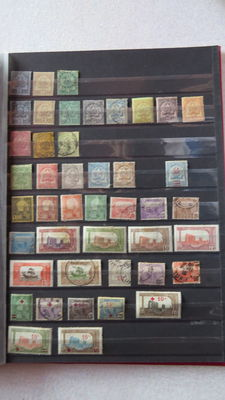 Ex-French Colony 1888/1957 – Collection from Tunisia