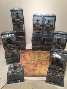 Lord of the Rings - 25 x Battle Army Builders + Return of the King Map