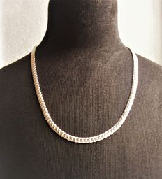Necklace, silver 925.
