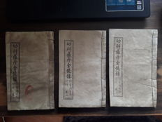 Jin Jinglu- Gynecology Pox - 3 Volumes - without date
