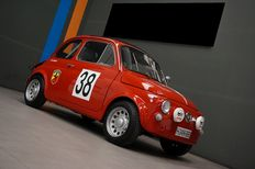 Seat - 500 Abarth Replica - 1972