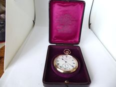 A waltham gent's USA pocket watch date made chester 1925