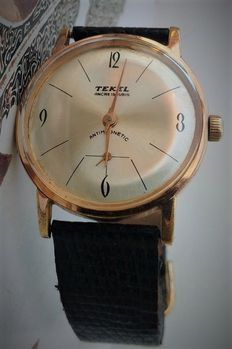 Tekel- French School - men's watch - '60s
